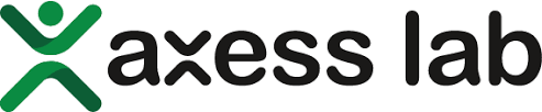 Axess lab logotyp